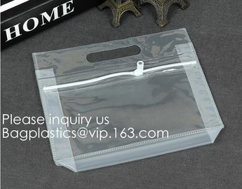 China Soft Zipper Invoice Bill Bag, Pen Pouch Pen Bag,Pencil Pouch Stationery Bag Zipper Fabric Pockets Coupon Receipts Bills factory