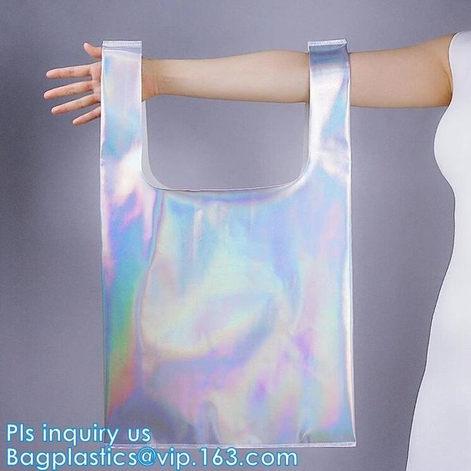 Closure Shoulder Messenger Transparent PVC Handbag, PVC Jelly Tote Bag 2-pc Set Beach Bag Candy Handbag, Pvc Lady Women