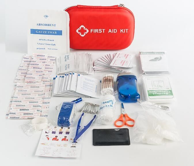 Customized logo first aid supplies / kitchen aid bag / small