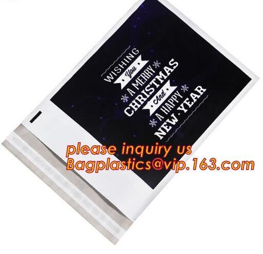 100% compostable courier envelopes ups plastic padded colorful mail bags for packing with different size biodgeradable