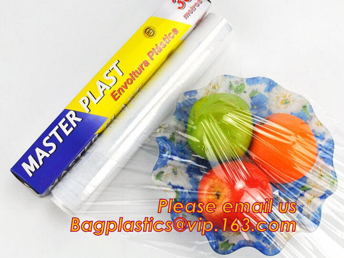 plastic wrap cling film, pvc cling film wrap for food, Pvc Wrapping