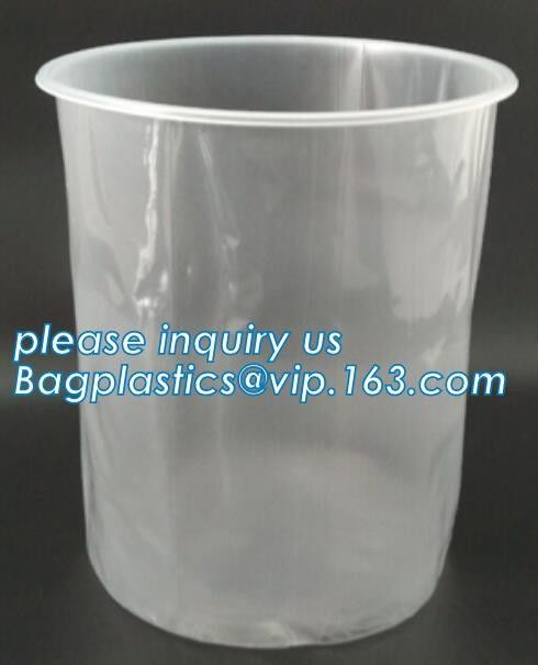 Bucket Liner Disposable Pail Liner, Drum Inserts & Liners, Plastic Protective Liner for Drums, Rigid Drum Liners | Rigid