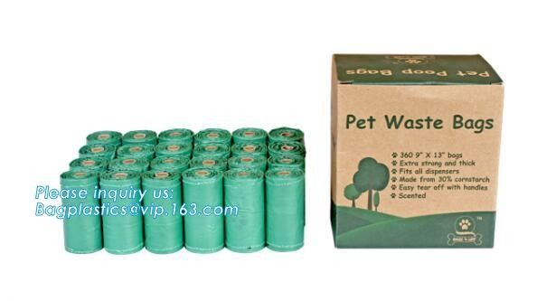 Portable Outdoor Dog Waste Bag Mini Easy Taking Poo Bag For Dog Pet Waste Bag, Bullet Shaped Shell Pet Dog Waste Rubbish
