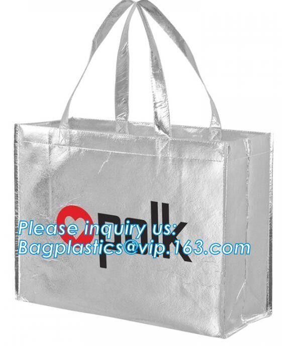 Fashion Manufacturer Sublimation Non Woven Bag, Promotional Non Woven Bag with logo/NonWoven shopping Bag/cheap custom N