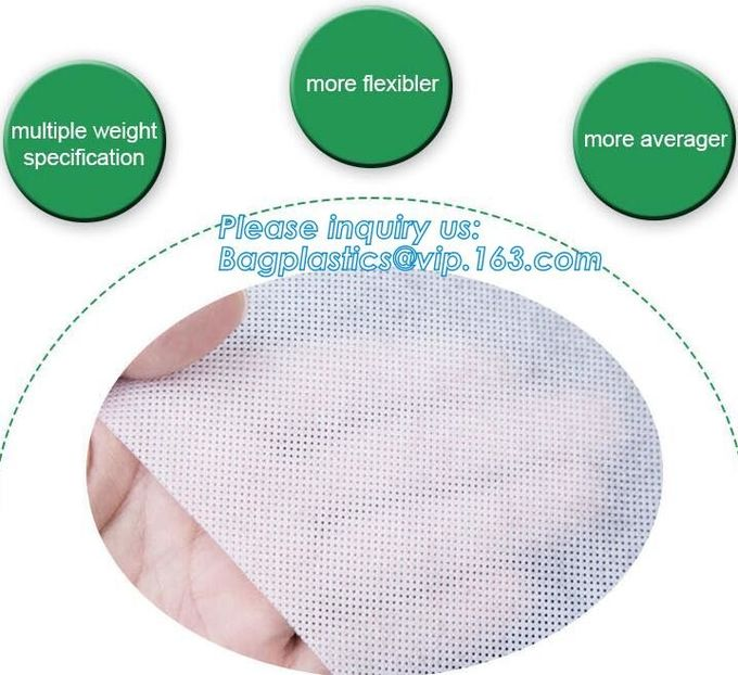 Quality ground cover fabrc mesh, non woven mesh, agriculture nonwoven fabric, 100% new pp with 1-6% UV added, fruit cove