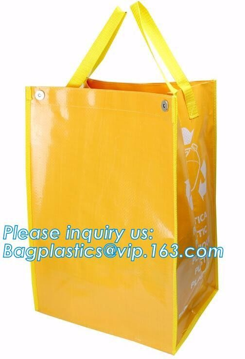 Reusable Eco Large PP Non Woven Shopping Grocery Tote Bag with Logo,Promotional Customized Printing PP Woven Shopping Ba