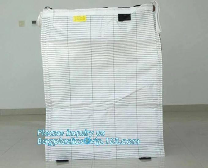 pp woven big bag jumbo bag for sulphur and cement,Wholesale 1 ton used pp woven sack big FIBC bean bulk bag, bagease