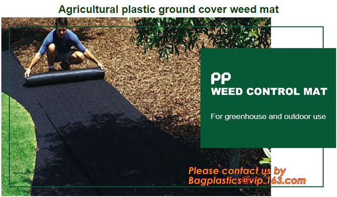 Ground Cover Mats Mulch Weed Control