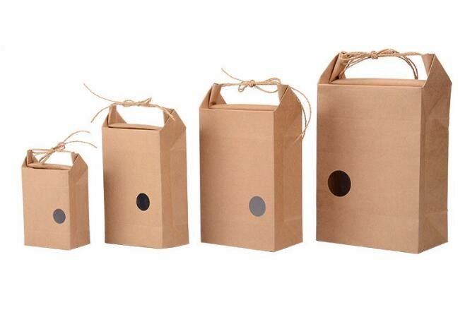 Eco-friendly packaging kraft paper tube exquisite gift paper tube cardboard for packing Tea,custom top end foil lined kr