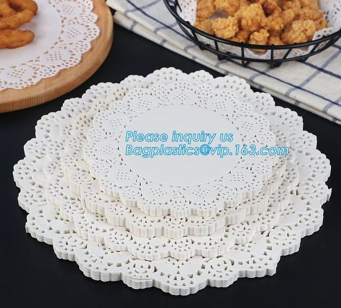 39gsm Oil-proof Silicone Dim Sum Paper for Cake Pad,Kitchen Cooking Accessories Mat for Food,Food Grade Healthy Silicone