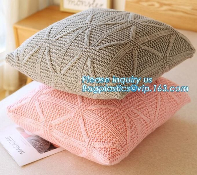 Square custom wholesale pillow insert,white square vacuum package pillow cushion inserts,PP cototon wholesale pillow cus