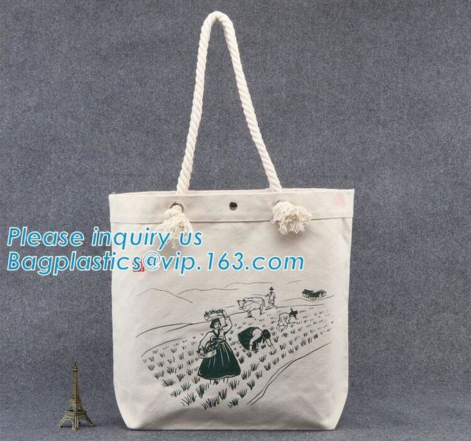 Standard Size Custom Printed canvas Tote Hand Shopping Cotton Bag,Customized Fashion School Tote Shopping Bag, Canvas Ba