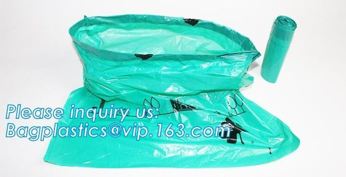 Biodegradable Eco-friendly cotton drawstring poly packaged bag for laundry used in hotel,Travel Carrying drawstring bags