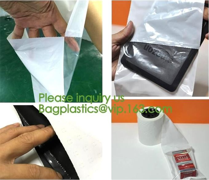 LDPE plastic preopened poly auto bag on Roll,autobag,China Factory Supplier Plastic Auto Bag On Roll Machine bagease pac