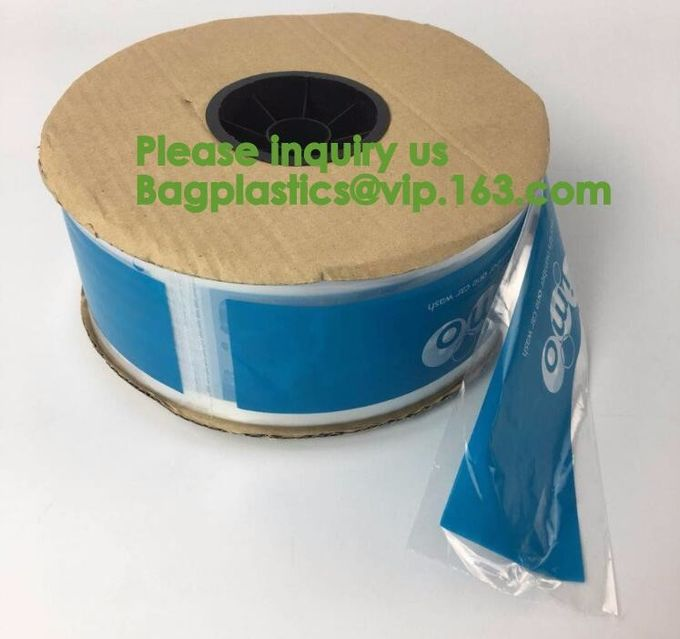 China Pre-open Perforated Bag Making Machine Manufacturers,pre-opened bags on a roll bagging material producer bagease
