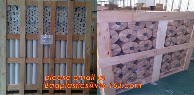 Soft PE Protective Film for Stainless Steel Panel Packaging,Self Adhesive Protective Film for Plastic Profile bagplastic