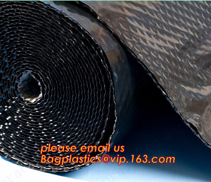 0.8mm pond liner hdpe fish pond geomembrane,Composite Geomembrane for fishing pond,Polyester Needle Punched Nonwoven Geo