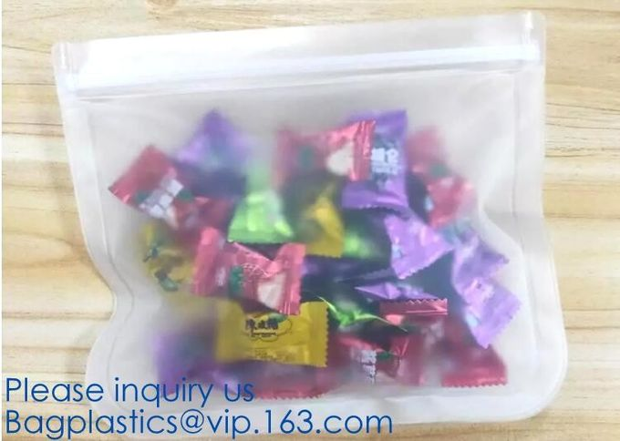 gift Jewelry packaging shopping bag Zip lock poly PP OPP plastic packing bag,Protection Package Self Sealing clear Zip L