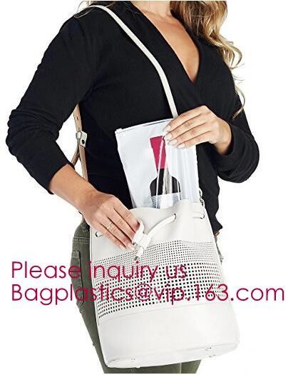 Foldable wine bag portable reusable plastic wine bottle pouch,wine bottle pvc custom packaging bag,vodka,wine,spirit