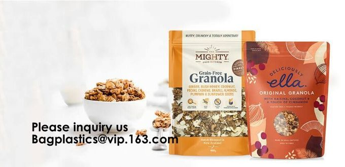 Baby Food Packaging Bird Food Packaging Cat Food Packaging Energy Bar Packaging Fish Food Packaging Granola and Cereal H