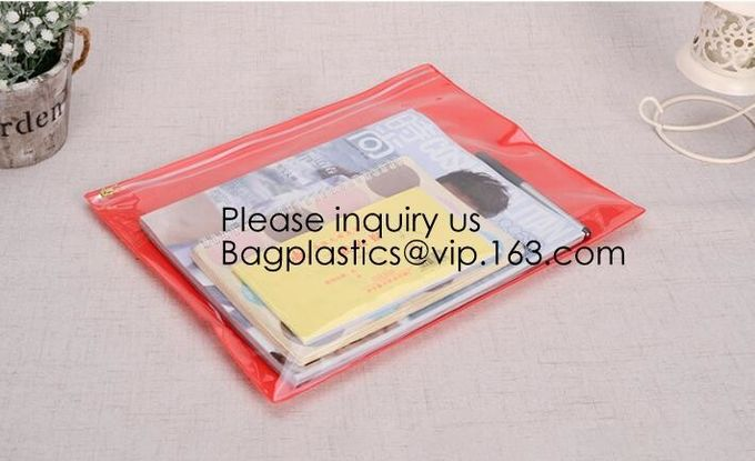 Customized Bags PVC Phone Bag Cosmetic Bag Ladies Handbag Clothes Packing Bag Wine Cooler Ice Bag Stationery Document Ba