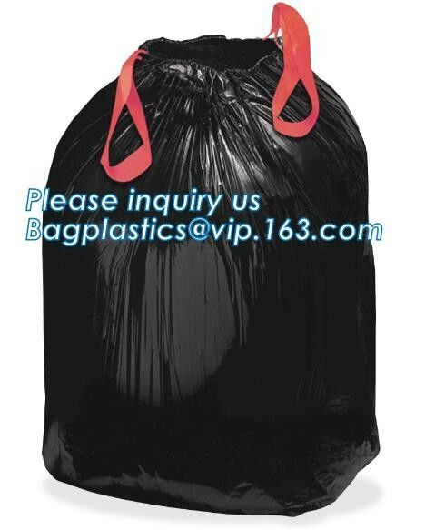 Extra Strong Trash bag Garbage Bag Bin Bag Trash Can Liner,Disposable Kitchen Garbage Bags, Durable Plastic Trash Bags