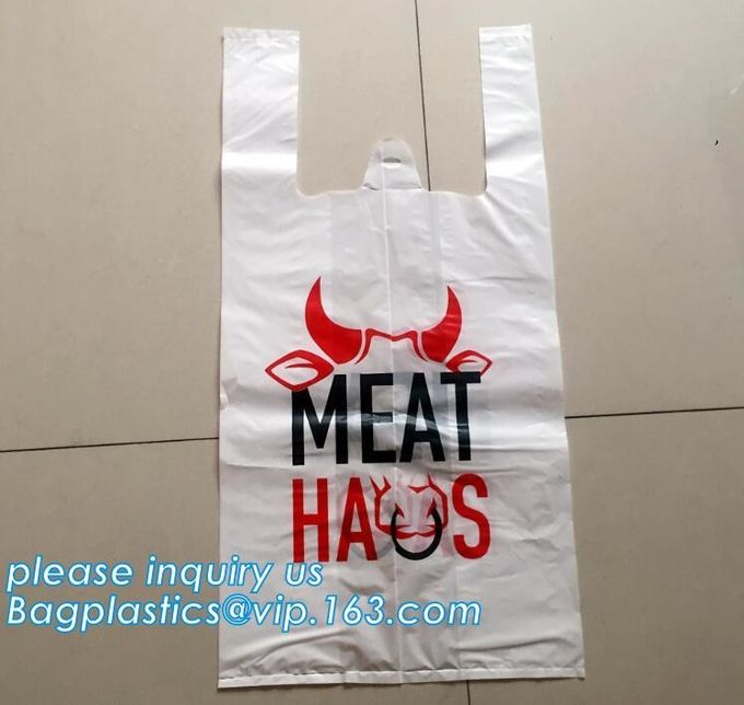 Biodegradable garbage bags biodegradable dog waste bag Biodegradable T shirt bag Biodegradable straw biodegradable table